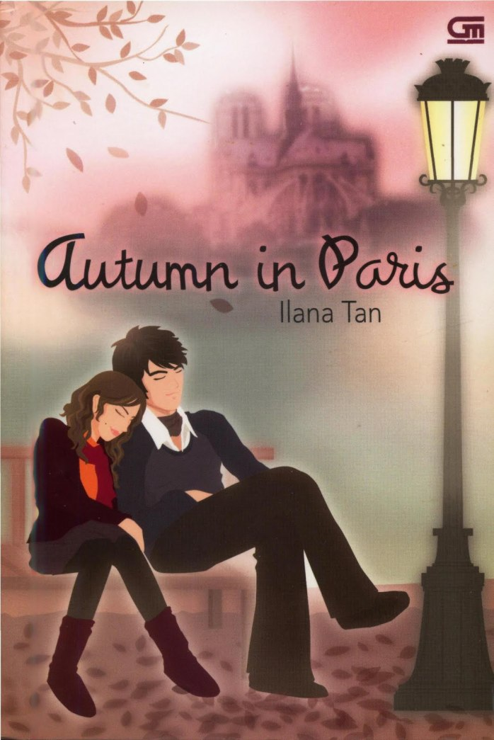 Autumn in Paris-nadh